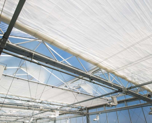 Screen Systems: Sun Protection
